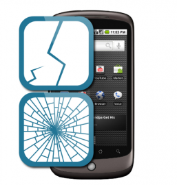 HTC Nexus One Complete Screen Replacement