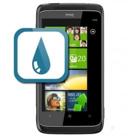 HTC Trophy Water Damage Repair