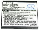 HTC Desire HD Replacement Battery