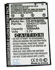 HTC Wildfire Replacement Battery